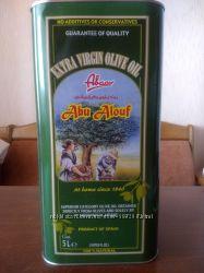 Оливковое масло Extra Virbin, 5 л, Испания