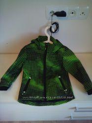 Куртка-ветровка непродуваемая и непромокаемая