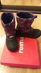 Ботинки reima для девочки