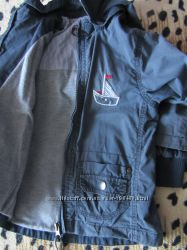 Весенняя куртка на мальчика Cool Club на 2-3 года