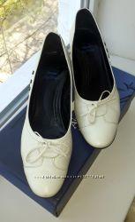 Туфли Airstep на узкую ножку кожа Италия р. 40, 26 см