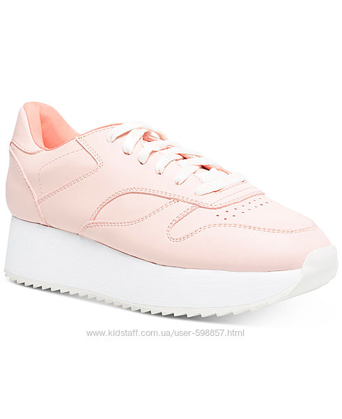 Розовые кроссовки Angeles Trainers от Madden Girl