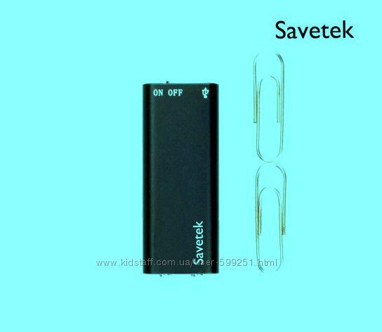Мини диктофон с голосовой активацией Savetek купить в украине в киеве