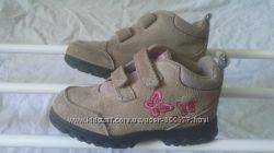 ботиночки демисезонные 19 см