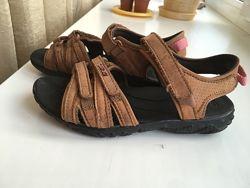 Супер сандали , анатомической формы , удобные. Кожа, фирменные
