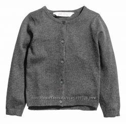 Кардиган для дівчинки H&M розмір 134-140