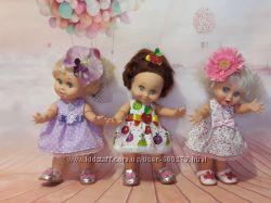 Платья на кукол Фейсинок Galoob baby face