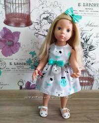 Кукла Готц Gotz - платья и обувь для кукол ч. 2