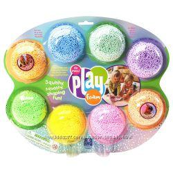 Шариковый пластилин Playfoam набор 8 шт Educational Insights оригинал