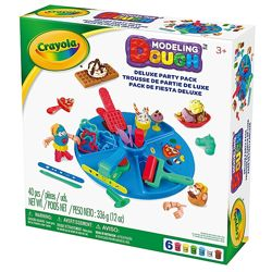 Большой набор для творчества Crayola Modeling Вечеринка Делюкс 40 деталей