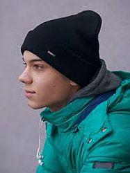 Трендовая шапкачулок и шарфхомут  новый комплект