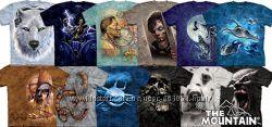 3D футболки The Mountain  р. 9-11 лет Оригинал