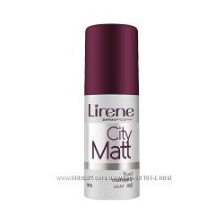 Тональный крем City Matt, 30мл, Lirene