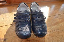 Туфли закрытые для девочки Котофей 31