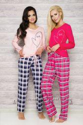 Польские пижамки Кey, Luna, Regina, Taro по ценам склада