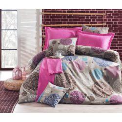 Eponj Home Весенние новые расцветки Постельное белье, ранфорс, евро