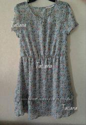 Платье в мелкий цветочек польского бренда HOUSE