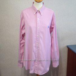 Рубашка муж. Ralph Lauren, р. L, хлопок, Индия