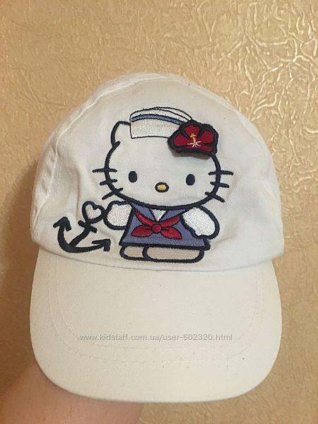 Кепка, бейсболка H&M Hello Kitty,1-6лет