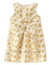 Нарядное платье Gymboree размер 6 на рост 120-130 см