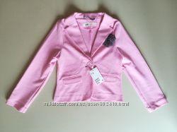 Стильный пиджак H&M на рост 122-128 см 6-7 лет
