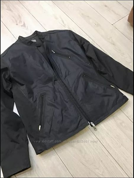 Ветровка Nike climafit чёрная L