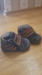 Весенние ботиночки на мальчика
