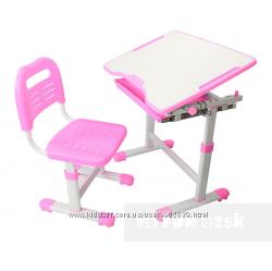 Комплект парта для детей и стул-трансформер FunDesk Sole