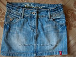 Стильная  джинсовая юбка Espirit на бирке рост 146, 11 лет