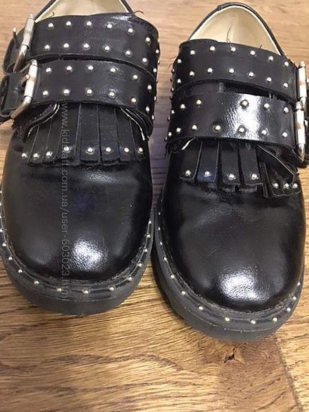 Стильні туфлі Zara, р.29