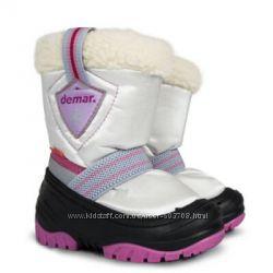 Дитячі зимові сноубутси Demar Toby