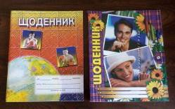 Дневники школьные