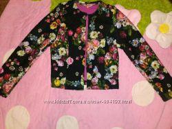 Ted Baker Дорогой стеганный цветочный пиджак