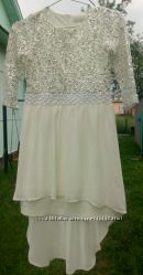 Оригінальне нарядне плаття