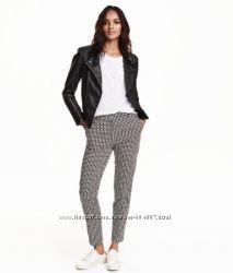 Слаксы бриджи брюки H&M