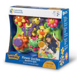 Развивающая игра Цветущий сад