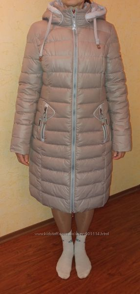 Женское зимнее пальто пуховик Kapre