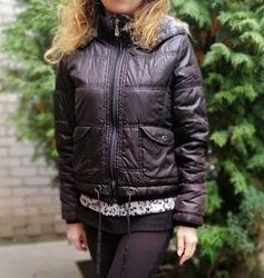 Куртка в новом состоянии размер S-XS