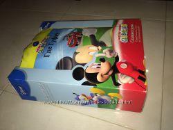 Книжка-подушка Микки Маус