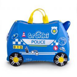 Детский чемодан Trunki Police Оригинал