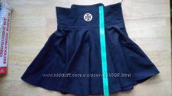школьная форма модная юбка солнце