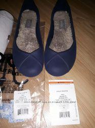 Туфли Crocs olivia  lined fit