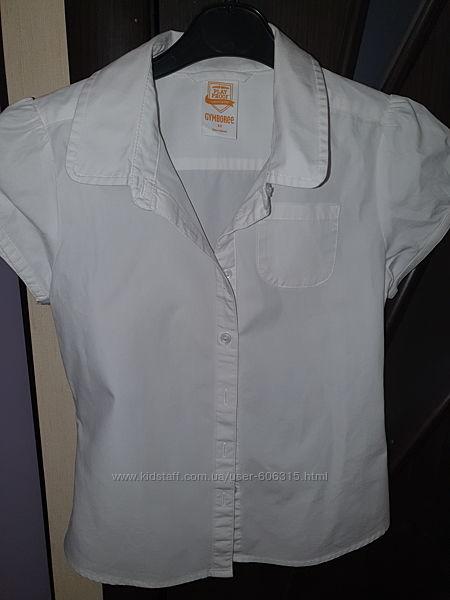 Рубашка школьная Gymboree p.10