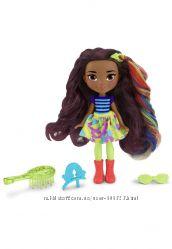 кукла Рокси Fisher-Price Nickelodeon Sunny Day, Pop-in Style Rox Рокс