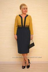 Женская деловая одежда от 42 по 64 рр. Индивидуальный пошив.