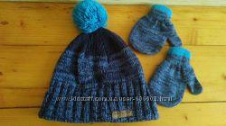 Комплект шапка и варежки Carter&acutes 2Т-4Т