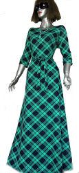 Женское  платье в пол. 42-54.