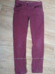 Фирменные брюки р 140см