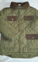 Продам стёганную куртку GEORGE цвет хаки