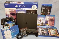 Продам игровую приставку SONY Playstation PS4